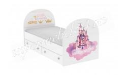 Детская кровать Принцесса