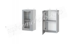Гарда шкаф со стеклом ВАС40