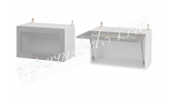 Парма шкаф со стеклом ВПГС60